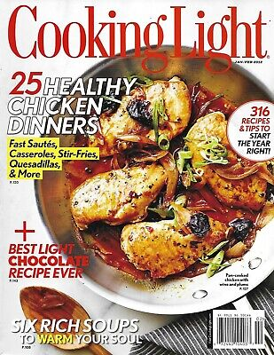 Cooking Light Magazine Healthy Chicken Dinners Best Light Chocolate Recipe