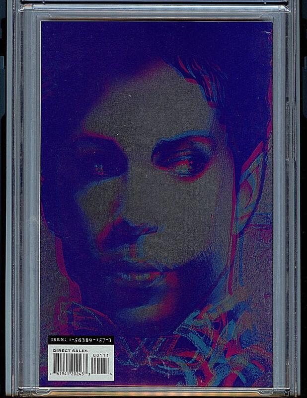 Prince Three Chains of Gold #1 CGC 9.8 NM//MT 1994  k8
