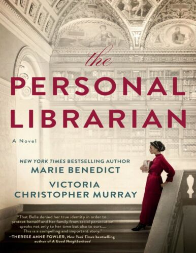 The Personal Librarian by Marie Benedict