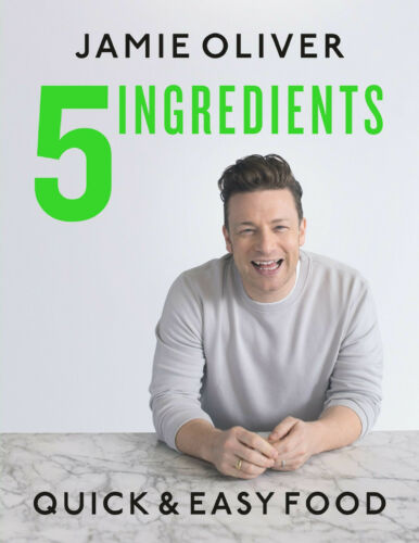 5 Ingredients - Jamie Oliver (E-B0K||E-MAILED)