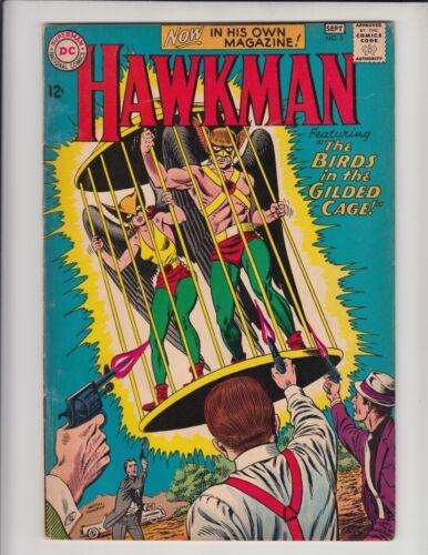 HAWKMAN #3 FN-