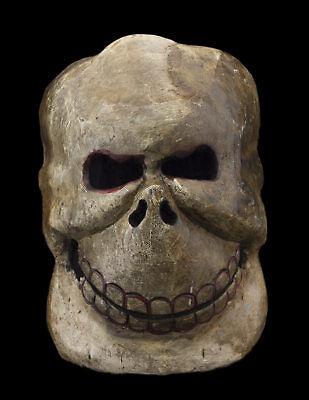 Mask Citipati Skull 23cm tantric Himalaya Animist Shaman 9948 W4