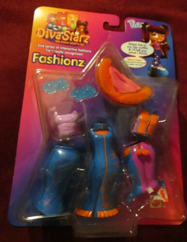 """Diva Starz Alexa Interactive Fashions NEW 2nd Series clothes for """"Tia"""" by Mattel"""