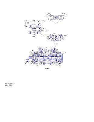 Caterpillar 191-9617 10r-6042 307-3070 Used Pump