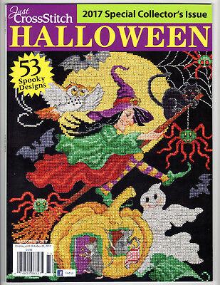 Halloween Cross Stitch Magazine (