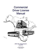 PAPER COPY: COMMERCIAL DRIVER MANUAL FOR CDL OKLAHOMA