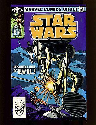 Star Wars #51 VFNM Simonson Luke Skywalker Lando Calrissian Darth Vader