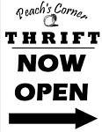 Peach's Corner Thrift