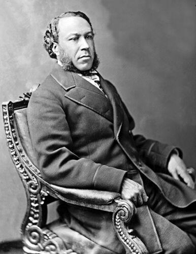 Joseph Hayne Rainey-First Black Person U.S. House of Representatives Photo