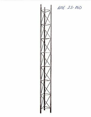 AMERICAN TOWER, ROHN TOWER STYLE-AME25 -NEW- 10'  TOWER SECTION. Buy it now for 135.79