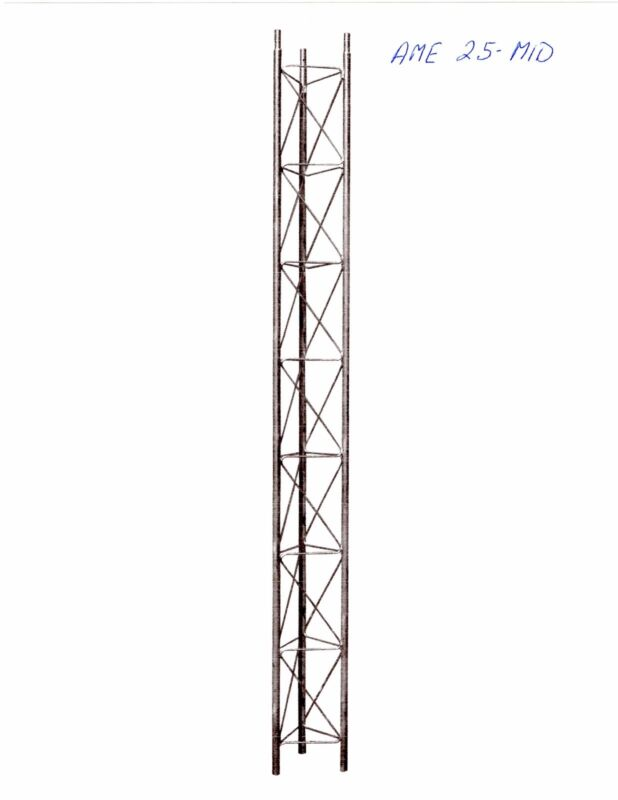 AMERICAN TOWER, ROHN TOWER STYLE-AME25 -NEW- 10