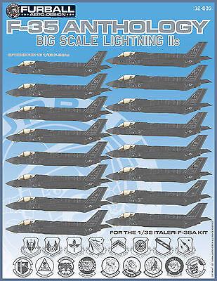 Eduard Accessories 33169 F-35A seatbelts STEEL for Italeri in 1:32