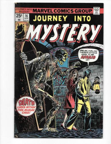 Journey into Mystery  #16 ( VF+  8.5) Apr-1975,  Marvel