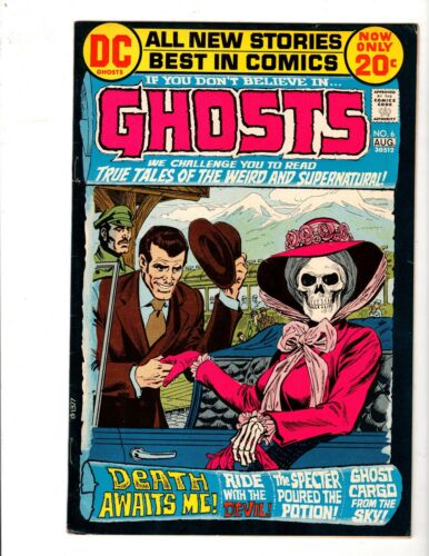Ghosts #6, Very Fine Condition!