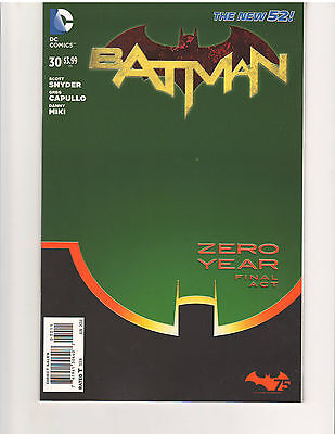 BATMAN #30, THE NEW 52, VF/NM or better, (May 2014, DC