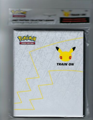 Pokemon 25th Anniversary First Partner Collector