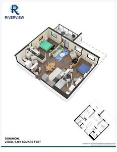 Dominion Suite | Going fast | 2 Bedroom