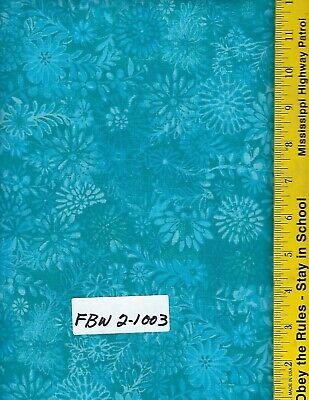 Batik Quilt Backing (FBW 2-1003 108
