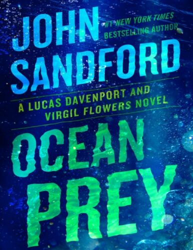 Ocean Prey (A Prey Novel Book 31) by John Sandford #1