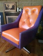 Funky retro vintage swivel chair - gamer chair Xbox Ashford West Torrens Area Preview