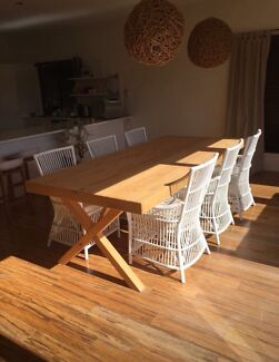 New A Grade pine Table from- Made By Morris