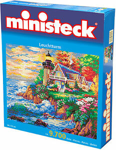 Ministeck Pixel Puzzle (31448): Lighthouse 9700 pieces