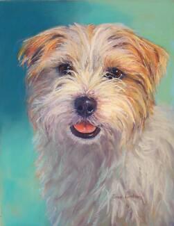 Quality Portrait Artist Sue Linton- Pets,People and Horses Quorrobolong Cessnock Area Preview
