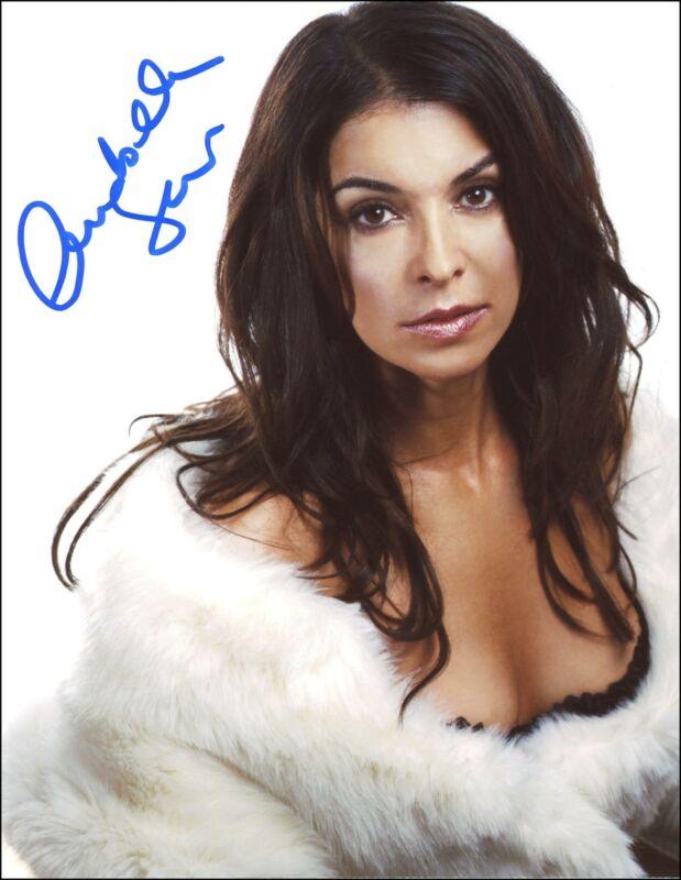 "Annabella Sciorra ""The Sopranos"" AUTOGRAPH Signed 8x10 Photo C ACOA"