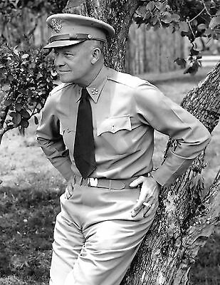 1945 - Photo of Dwight David Eisenhower General of the Army