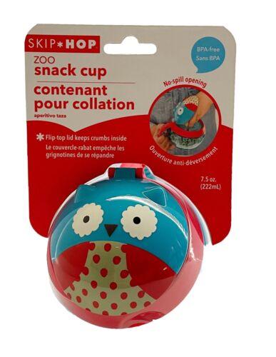 Skip Hop Snack Cup Owl