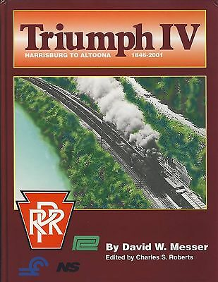 PRR Middle Division: HARRISBURG to ALTOONA, 1846-2001 (history of shops & yards)