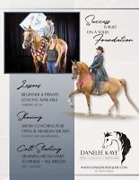 Private Riding Lessons minutes from Sherwood Park