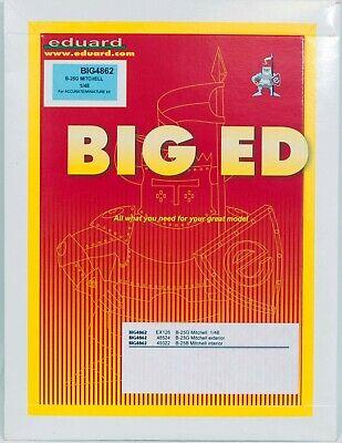 "Eduard B-25G Mitchell ""Big Ed"" Photo etch Set"