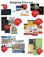 Professional Graphic designing  services available