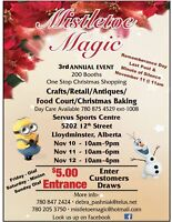 3rd Annual Mistletoe Magic Event