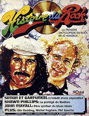 Simon & Garfunkel 1968 - 2010 Magazines & Magazine Covers Collection