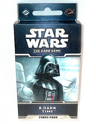 STAR WARS THE CARD GAME FORCE PACK - A Dark Time SWC04 60 Cards  NEW