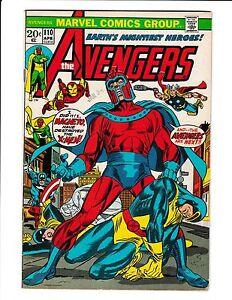 Avengers key issue comics