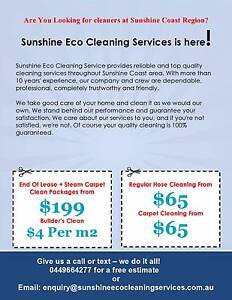 FREE CARPET CLEAN WITH BOND CLEAN  ALL SUNSHINE COAST AREA Mountain Creek Maroochydore Area Preview