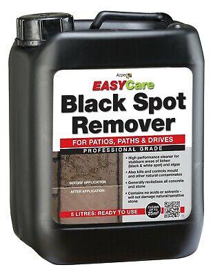 Easy Black Spot Remover - 5 Litre