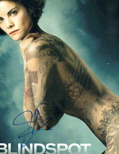 Jaimie Alexander Signed Autographed 8x10 Photo Blindspot Thor Sexy COA VD