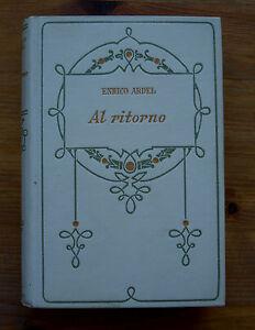 ENRICO-ARDEL-Al-ritorno-p-e-1930-Salani