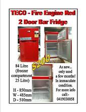 84 Litre TECO - 2 Door Bar Fridge / Freezer Whyalla Whyalla Area Preview