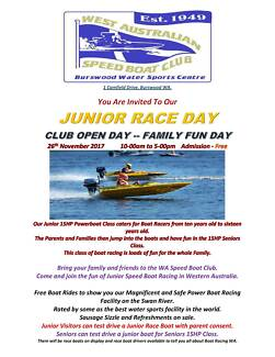Try a Racing Speed Boat for Free Day