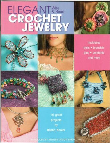 Beads Jewelry Making Book: Elegant Wire and Bead Crochet Jewelry Kooler Design