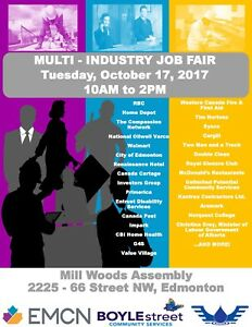 Multi Industry Job Fair