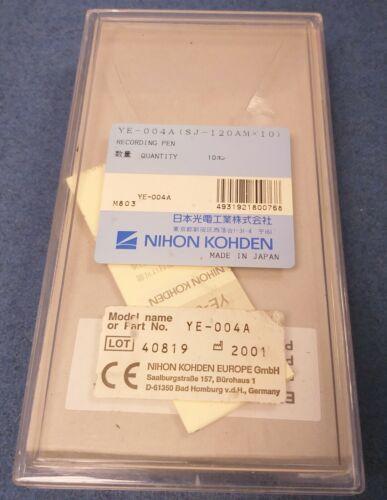 NIHON KOHDEN EEG PEN SET MODEL YE - 004A