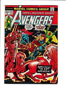 Avengers 112 first mantis appearance