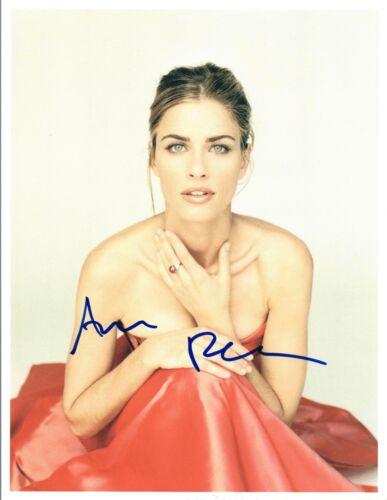 Amanda Peet Signed Autograph 8x10 Photo The Whole Nine Yards Togetherness COA VD