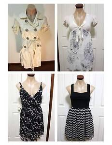 Assorted Women's Dresses & Jumpsuit – Sizes 8-10 Alderley Brisbane North West Preview